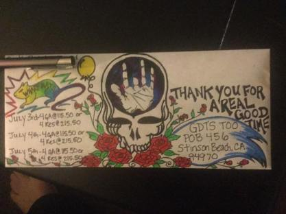 more deadhead envelopes (17)