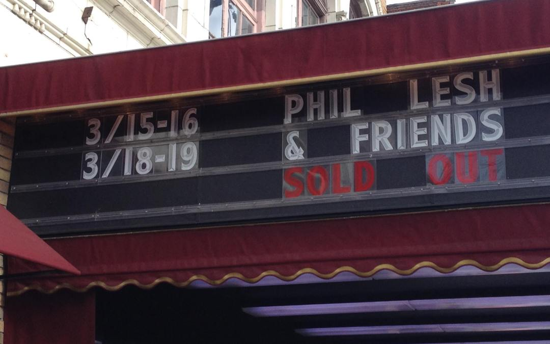 Watch Stream of Phil Lesh's 75th Birthday Show from @capitoltheatre via @nugsnet and Nugs.TV