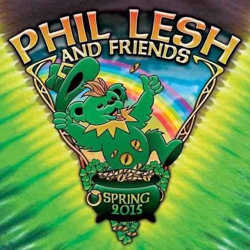 phil lesh spring 2015