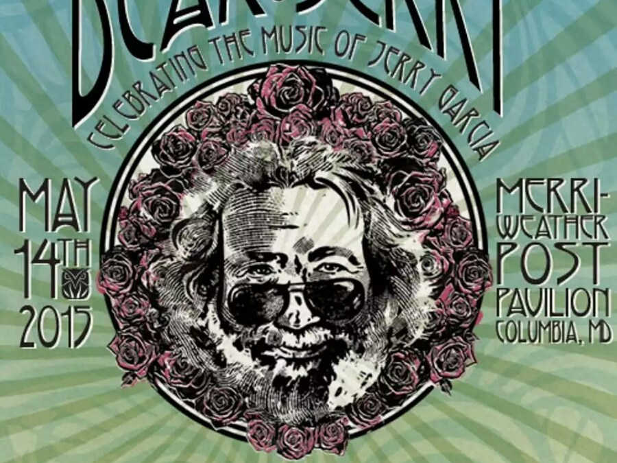 SHOW: Grateful Dead's Bob Weir, Bill Kreutzmann, Mickey Hart, Phil Lesh playing #DearJerryConcert Celebrating The Music Of Jerry Garcia May 14th, 2015 Merriweather Post Pavilion