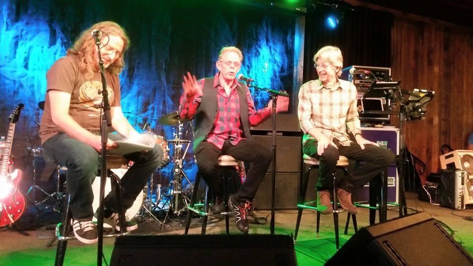 SETLIST: Grateful Dead 1973 Phil Lesh & Friends, Monday April 27, 2015, The Grate Room, San Rafael CA