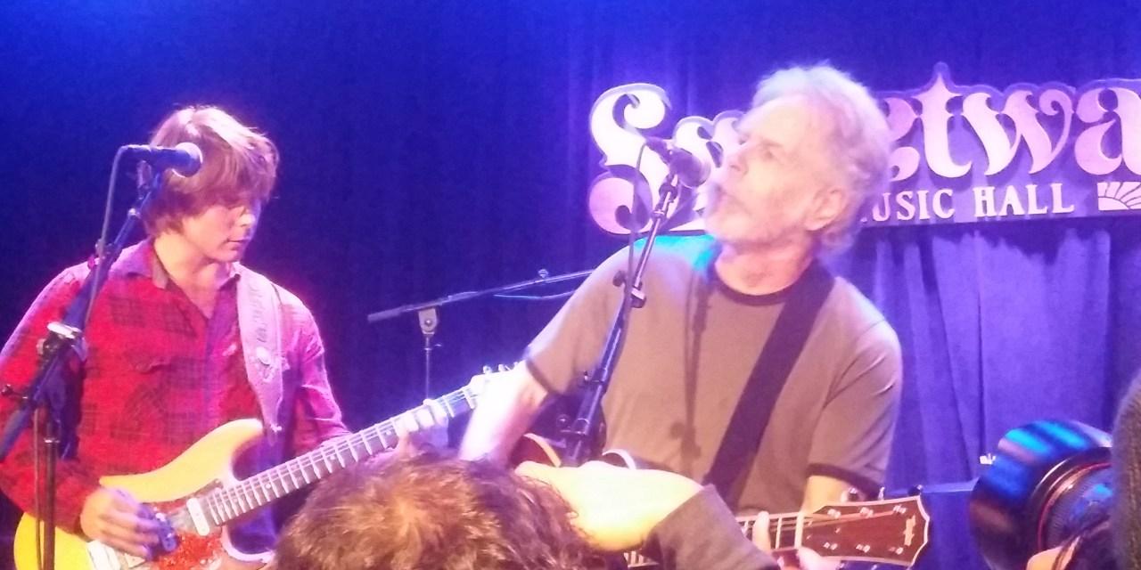 VIDEOS: Bob Weir joins Lukas Nelson at Music Heals International Benefit at Sweetwater 5.26.2015