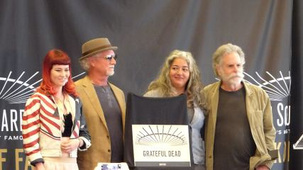 Grateful Dead MSG Walk OF Fame - Photo Todd Hinden (4)