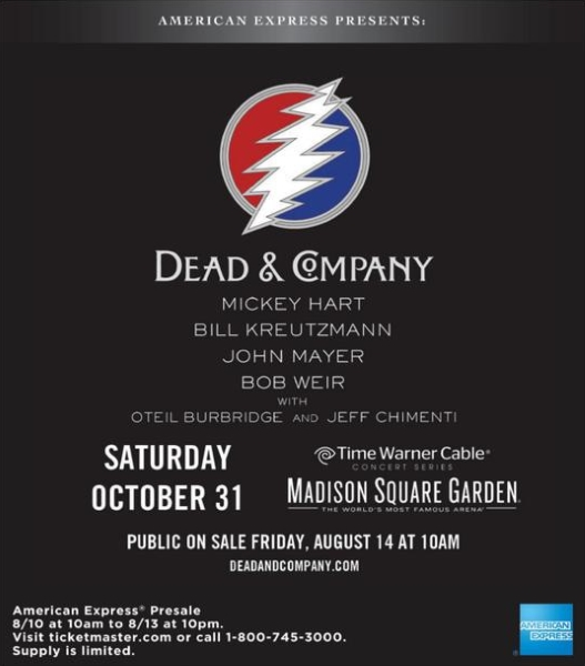 DeadAndCompany