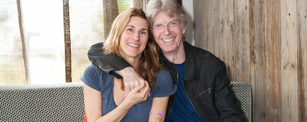 TLEO Dept: Happy 33rd Anniversary to Phil and Jill Lesh!