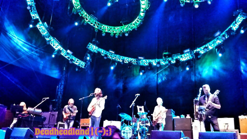 SETLIST Phil Lesh and Friends Lockn Festival September 11, 2015 | Eric Krasnow, Neal Casal, Adam MacDougall, Tony Leone, Chris Robinson