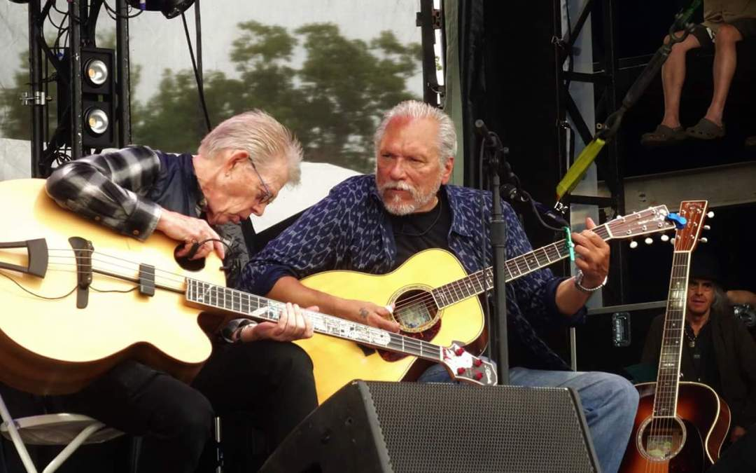 Hot Tuna at Lockn Festival, PHOTOS by Doug Clifton
