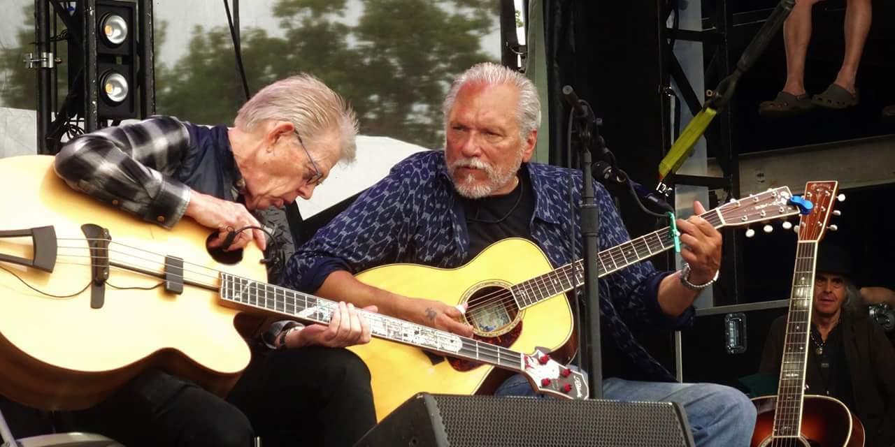 Hot Tuna at Lockn Festival, PHOTOS by Doug Clifton