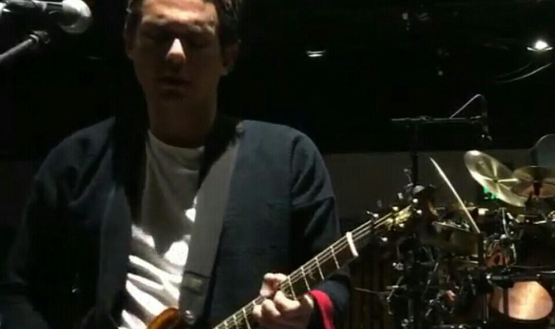 "John Mayer – @deadandcompany ""Tennessee Jed"" rehearsal tease on Instagram"