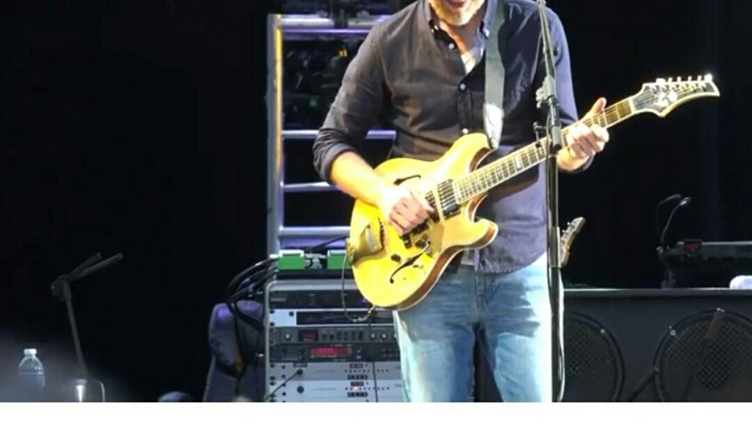 "VIDEO ""Crazy Fingers"" – Grateful Dead Fare Thee Well, Trey Anastasio, 7/3/15 – Soldier Field, Chicago"
