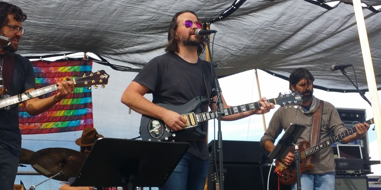 "VIDEO ""Everything I Do Will Be Funky"" –  Stu Allen and TxR Allstars –  Terrapin Backyard Bash  September 27, 2015"