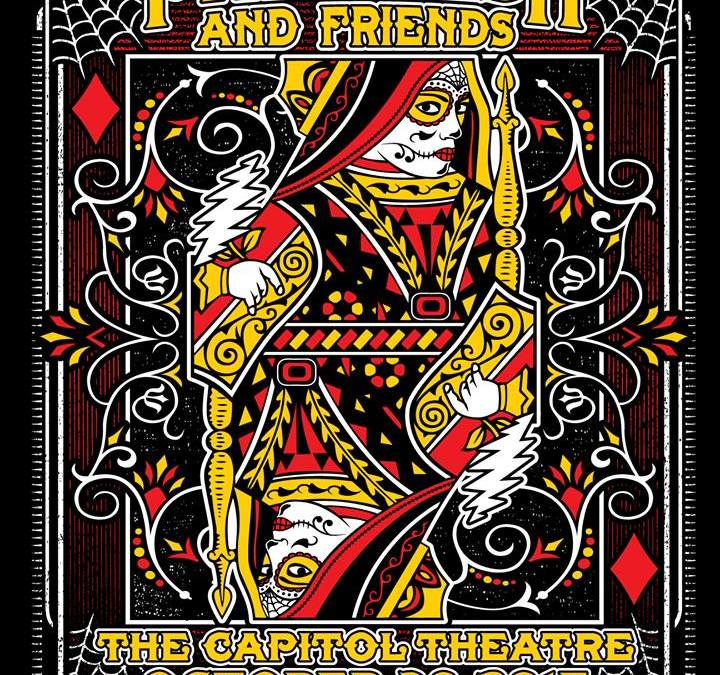 TONIGHT! Phil Lesh returns to The Capitol Theatre in Port Chester NY