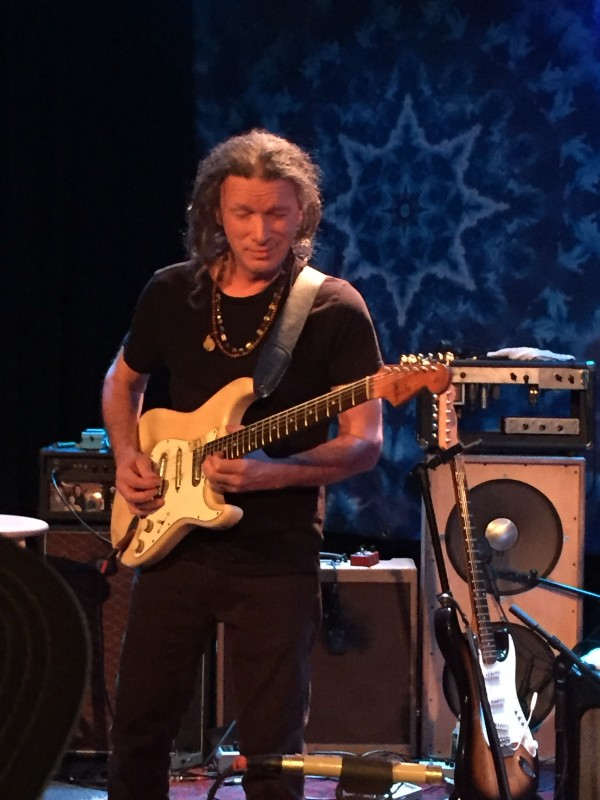 Steve Kimock - Photo by Peter White