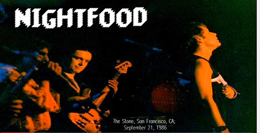 4:20 treat: NIGHT FOOD w Bob Weir, Jaco Pastorius, Brian Melvin – The Stone, San Francisco, CA; September 21, 1986 (audio only)