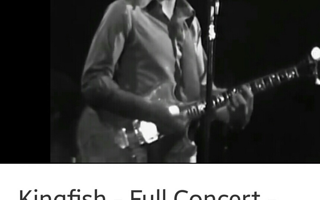 "Watch ""Kingfish – Full Concert – 02/07/76 – Winterland (OFFICIAL)"" on YouTube"