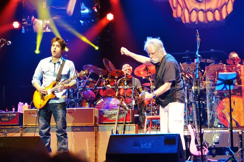 Dead Co LV 20151127 photo by Doug Clifton