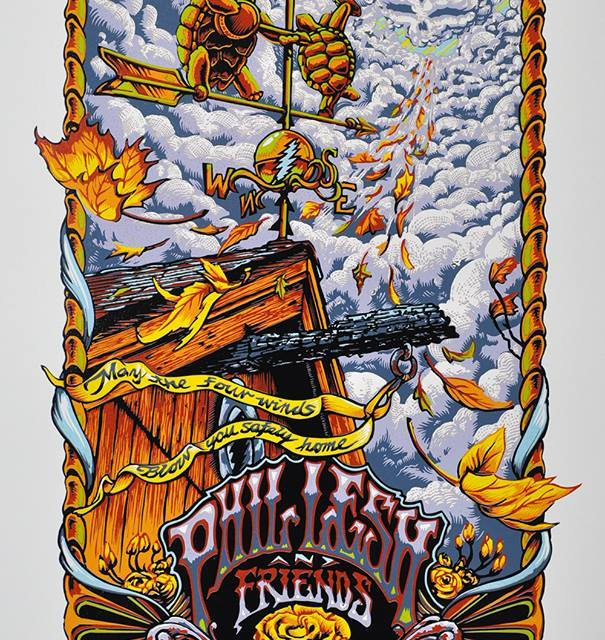 NOW: Phil Lesh and Friends – tonight! David Nelson, Barry Sless, Scott Law, Jason Crosby, John Molo Thursday July 5, 2015 The Capitol Theatre STREAM VIA NUGS.NET