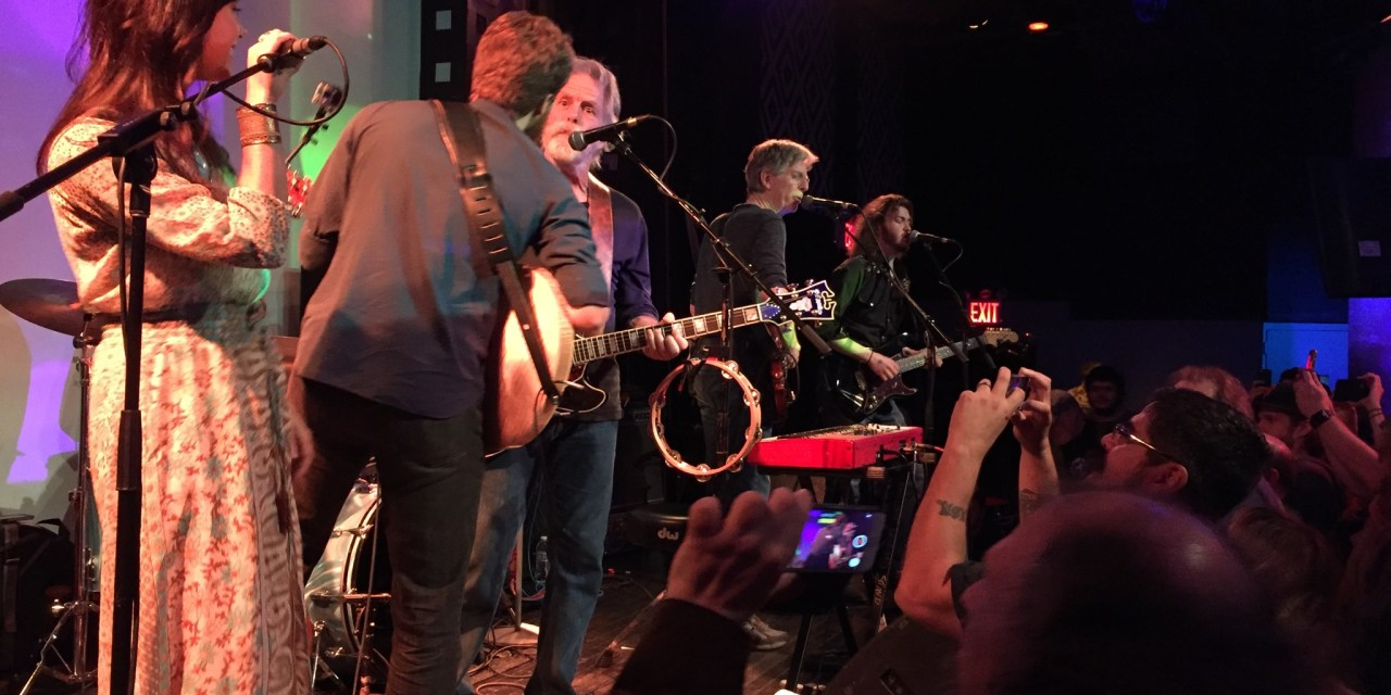 VIDEO: Midnight North – With Bob Wier and Phil Lesh  – Mr. Charlie  – SOBs (Sound of Brazil) NYC