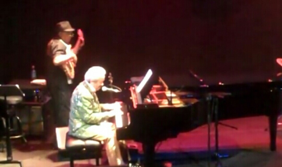 """Watch Allen Toussaint's final performance of """"Get Out of My Life Woman"""" in Madrid, Nov. 9 , 2015, Teatro Lara"""