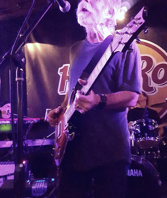 VIDEOS: Bob Weir and Rainbow Full Of Sound  Hard Rock Cafe SF Dec. 18 2015 #imaginenohunger
