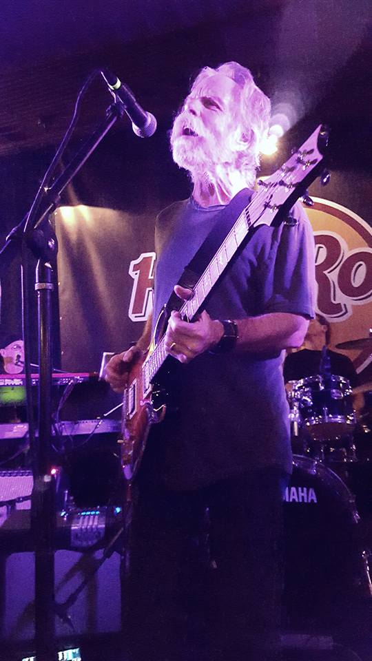 Bob Weir at Hard Rock SF - Photo by Doug Clifton