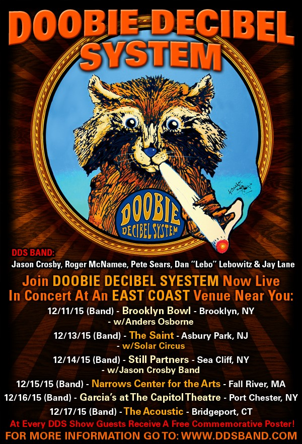 DDS flyer east coast dec 2015