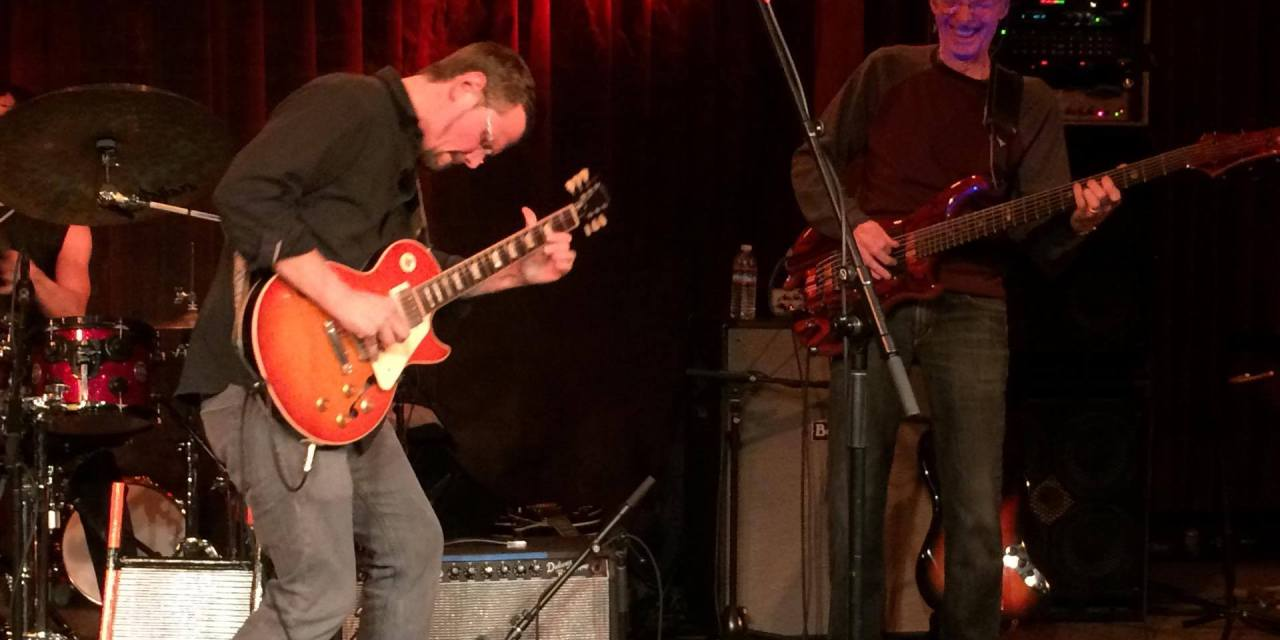 Grateful Dead's Phil Lesh sits in with North Mississippi All Stars  last night at Terrapin – and will again tonight!