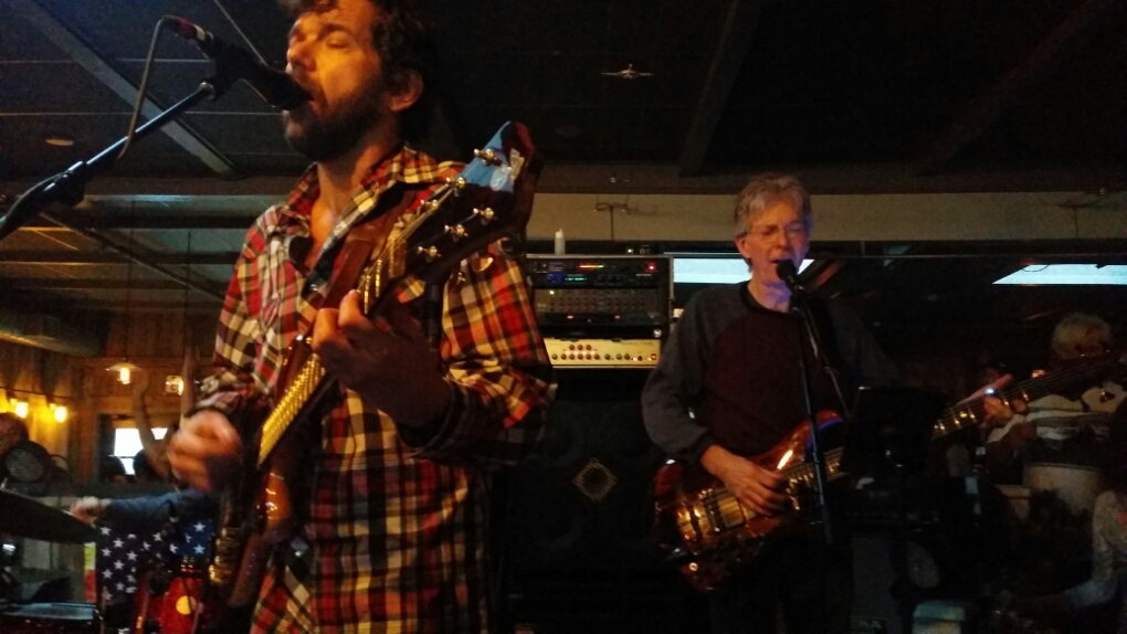 SETLIST Phil Lesh & Friends Sun. Dec. 13, 2015 Terrapin Crossroads Bar & Restaurant San Rafael, CA