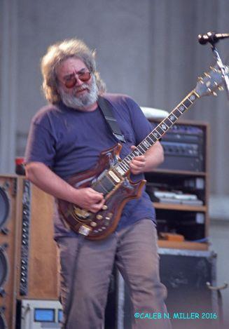 Jerry Garcia Band - Greek Berkeley 8.30.1987 by Caleb Miller (1)