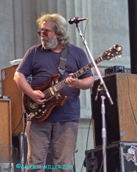 Jerry Garcia Band - Greek Berkeley 8.30.1987 by Caleb Miller (11)