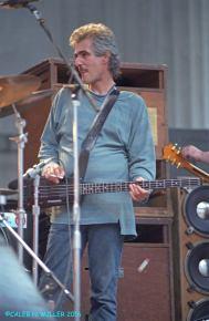 Jerry Garcia Band - Greek Berkeley 8.30.1987 by Caleb Miller (2)