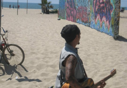 "VIDEO Michael Franti ""Sound of Sunshine"" plus behind the scenes photos from the 2011 Venice Beach video shoot."
