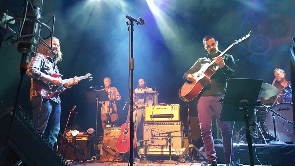 """LIVE VIDEO:  ALO with special guest Stu Allen – """"Try > China Cat Sunflower > Walls of Jericho"""" – 2.26.2016 Tour D'Amour X –"""