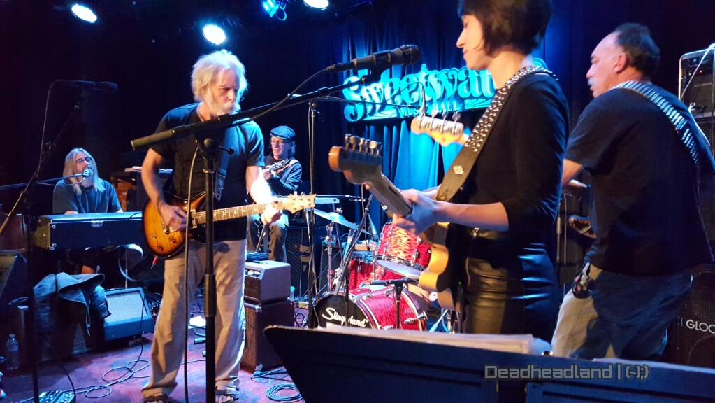 SETLIST & VIDEOS: Bob Weir sits in w Kimock and Friends at Sweetwater Friday May 13th, 2016