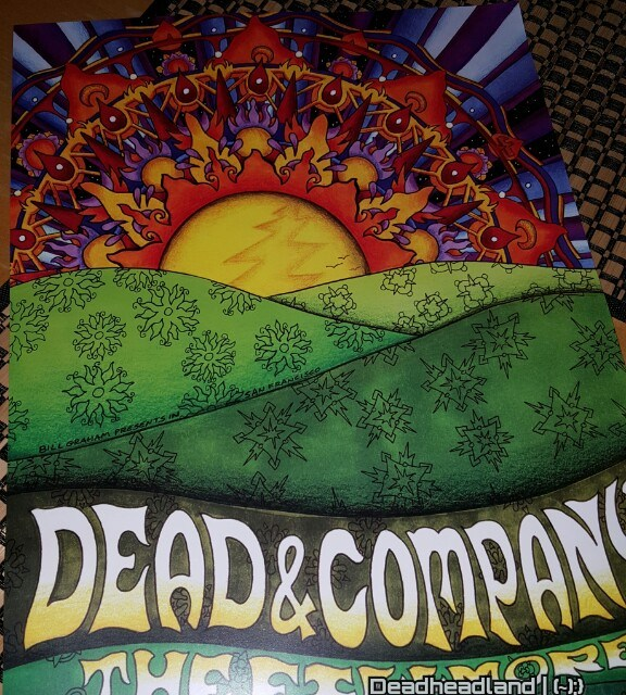 "Watch ""Dead and Company @ The Fillmore, San Francisco, CA, USA – May 23rd, 2016 (SET"