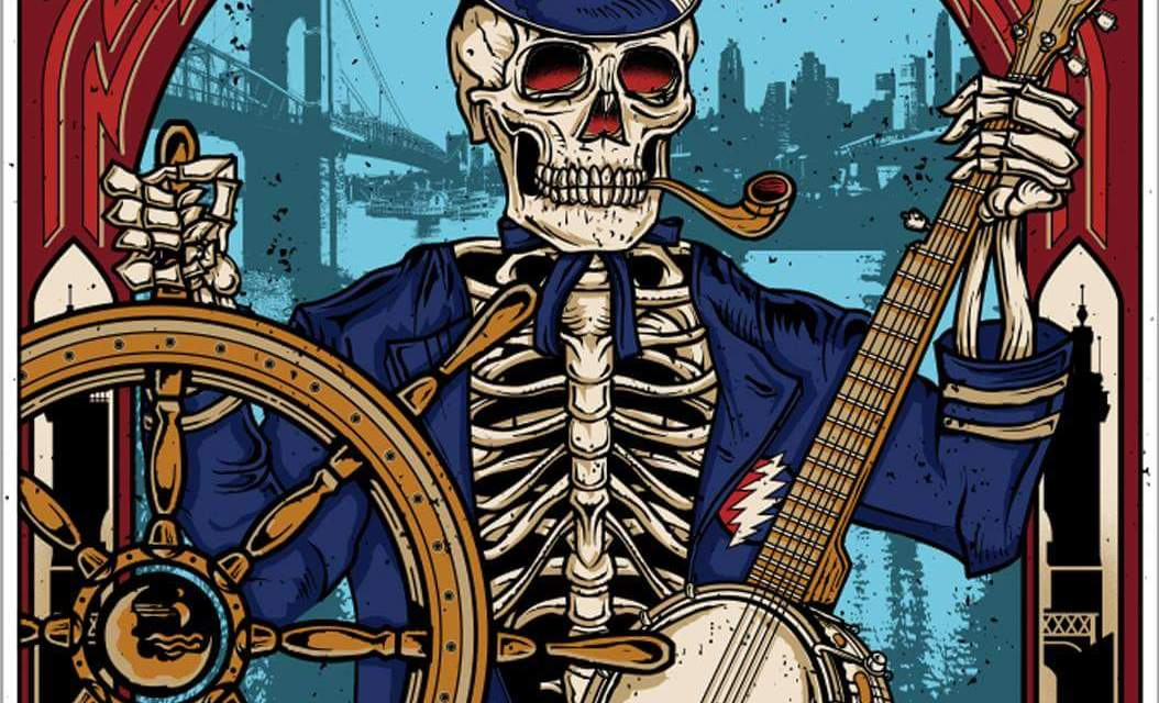 SETLIST Dead and Company | Summer Tour 2016 | Riverbend Music Center, Cincinnati, Ohio | June 16th 2016