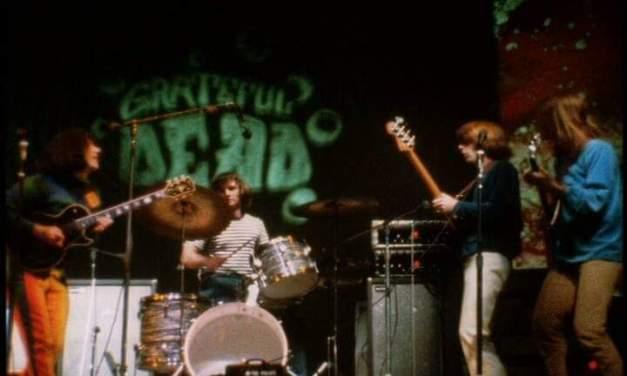 "ON THIS DAY: Grateful Dead ""Viola Lee Blues"" Monterey International Pop Festival, June 18, 1967"