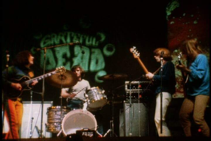 "ON THIS DAY: Grateful Dead ""Viola Lee Blues"" Monterey International Pop Festival, June 18, 1967"