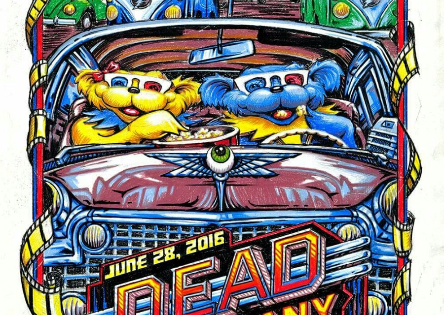 SETLIST Dead and Company Summer Tour 2016 |XFINITY TheatreHartford, CT |Tuesday, June 28, 2016