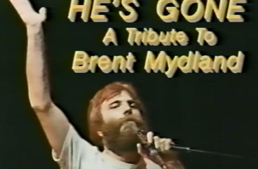 "Brent Mydland Tribute  ""He's Gone"" Dead Head TV #18"