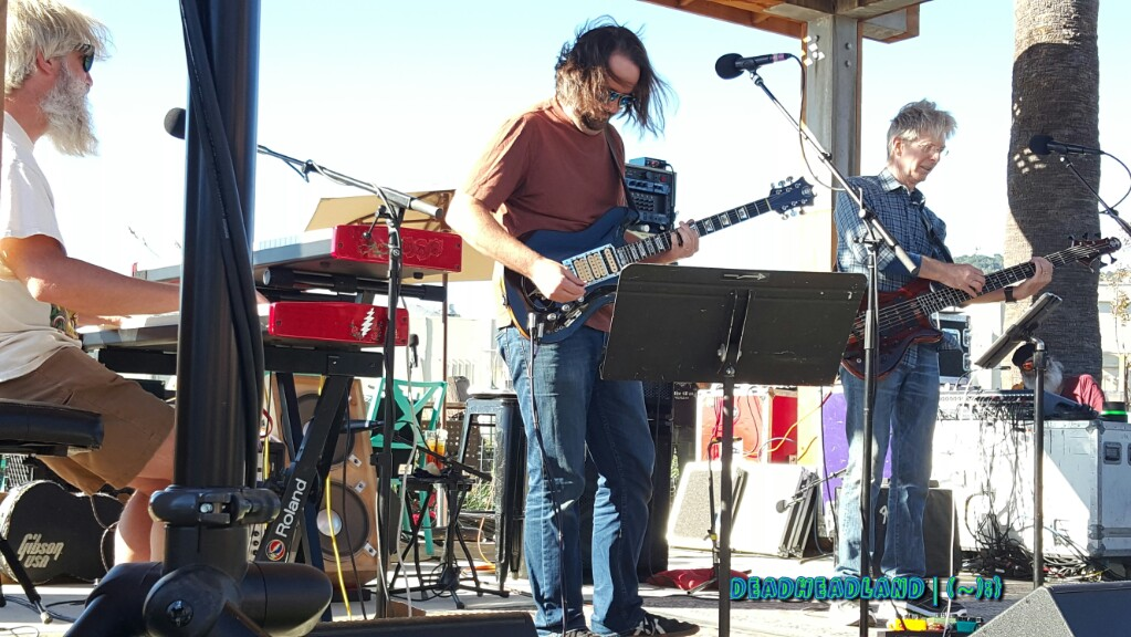 SETLIST Phil Lesh and Friends, Stu Allen, Scott Guberman, 4:20 Happy Hour Terrapin Backyard set