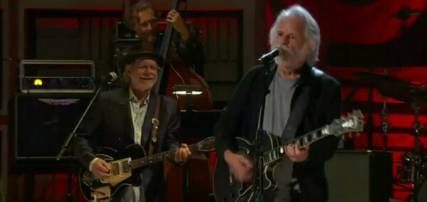 REPLAY From the Americana Music Association Honors: Bob Weir ~ Mama Tried