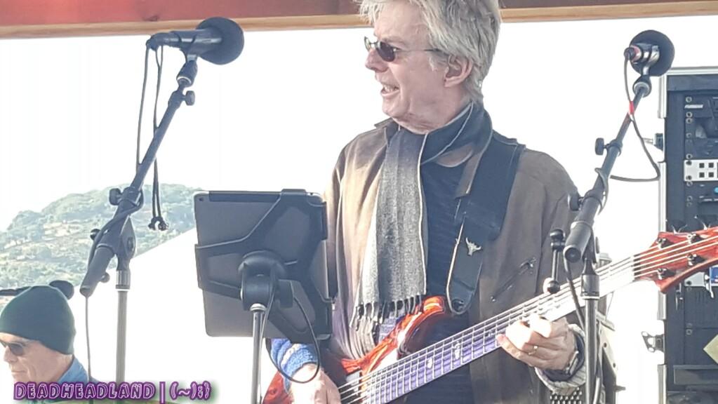 "SETLIST Phil Lesh & Friends ""Dylan and The Dead""  Sun. October 23, 2016,  Terrapin Crossroads  San Rafael, CA"
