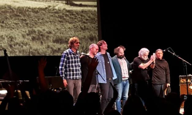 VIDEO (AUDIENCE): Bob Weir: The Campfire Tour – Friday October 7th, Marin Center – COMPLETE 1st Set