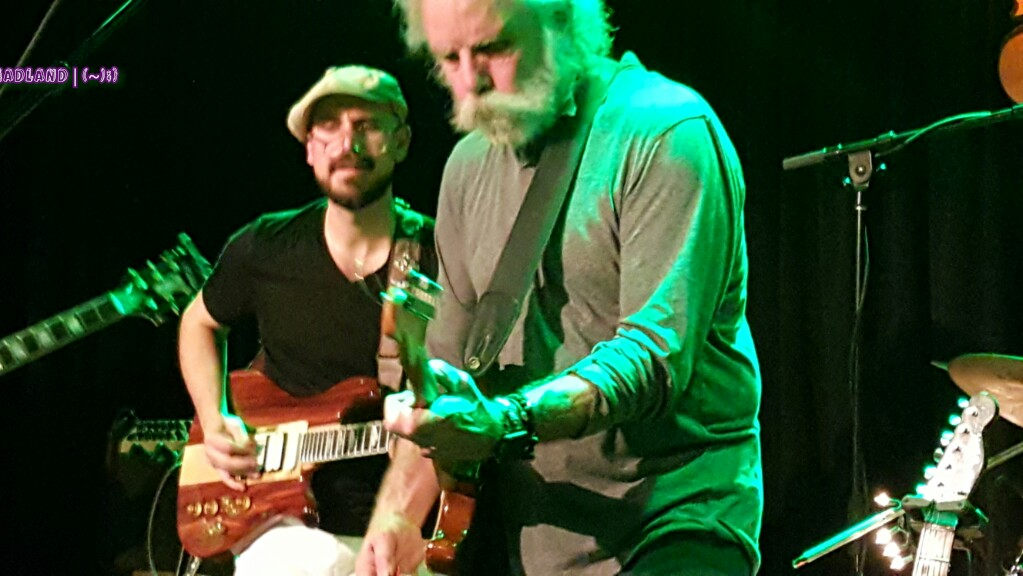 WEIR EVERYWHERE DEPT: Bob Weir sits in with Tom Hamilton's American Babies at the Sweetwater, Friday Nov. 18 2016 – Setlist and Videos