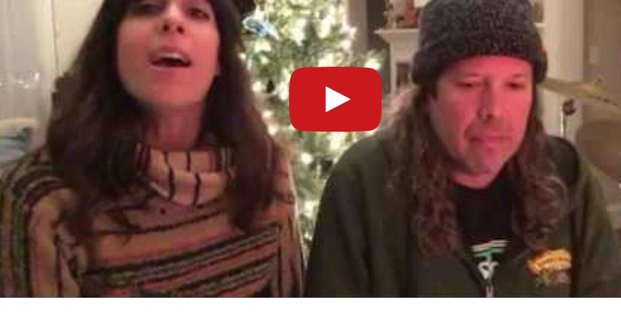 "VIDEO ????: ""White Christmas"" – Nicki Bluhm and Jason Crosby cover the Bing Crosby Holiday Classic – ❄ ???? ???? ❄"