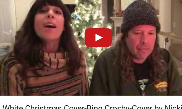"""VIDEO ????: """"White Christmas"""" –Nicki Bluhm and Jason Crosby cover theBing Crosby Holiday Classic – ❄ ???? ???? ❄"""