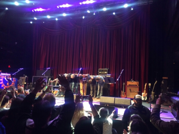 SETLIST Sunday, January 22, 2017Terrapin Family Band – Phil Lesh, Grahame Lesh, Ross James,and Alex Koford – with Neal Casal and Adam MacDougallBrooklyn Bowl in Las Vegas, NV