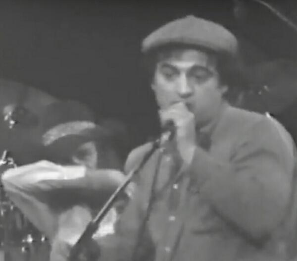 The Allman Brothers Band w John Belushi