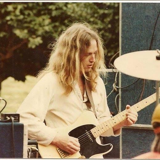 Rest In Peace Robbie Hoddinott, original lead guitar in Kingfish